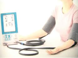 血圧・血流測定器